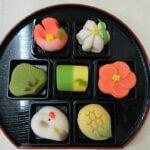 上生菓子 1 ケ240円 〜